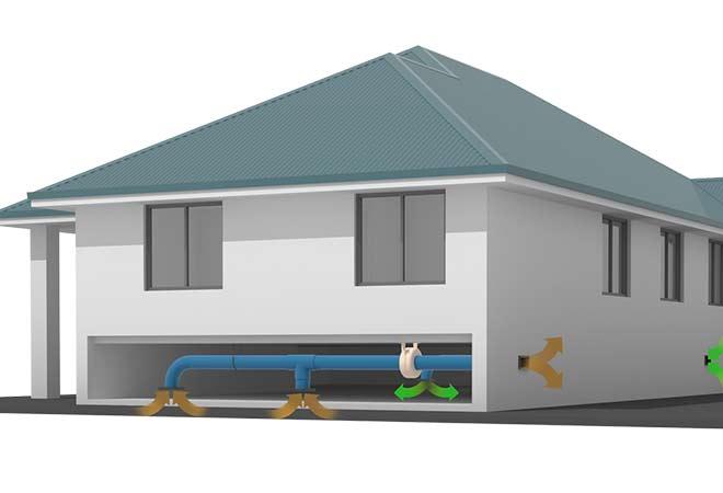 Sub Floor Ventilation Systems in Sydney